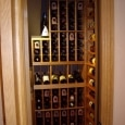Completed Custom Wine Cellars Dallas TX