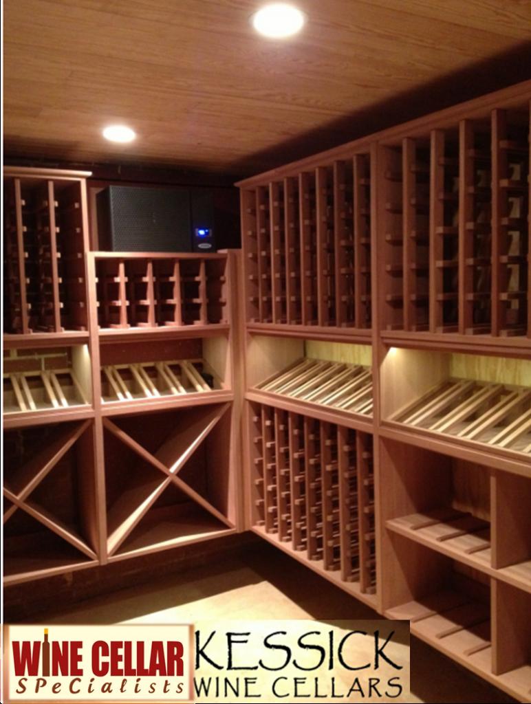 Kessick Wine Racks Select Series
