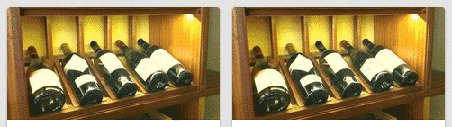Mahogany Wine Rakcs by Wine Cellar SPecialists
