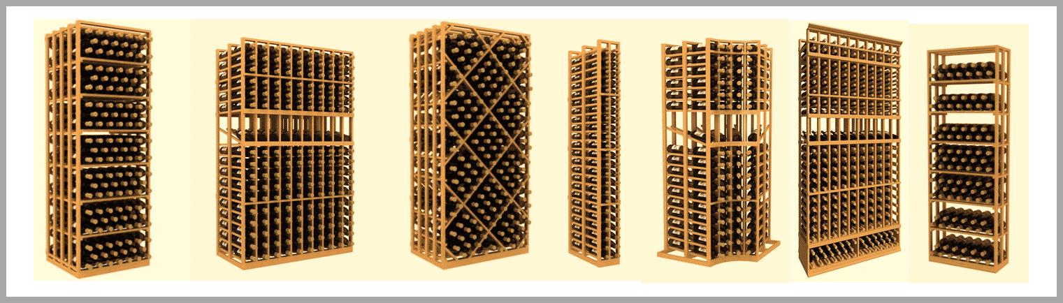 Wooden Wine Racks by Wine Cellar Specialists