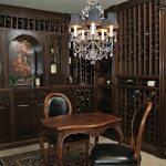 Wine Cellar Art and Wine Cellar Design