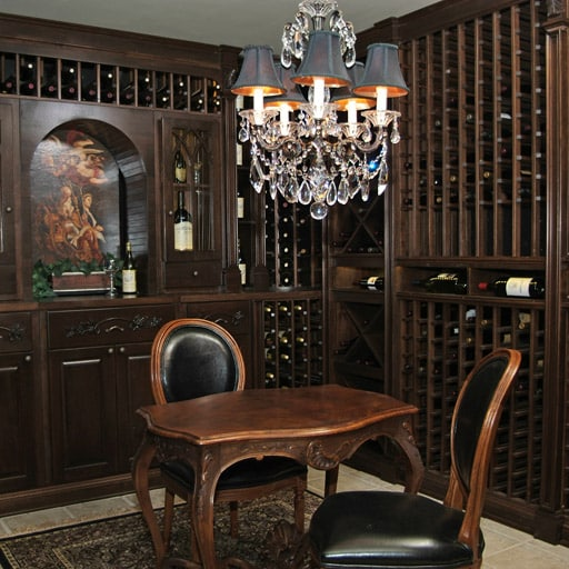 Wine Cellar Art and Wine Cellar Design