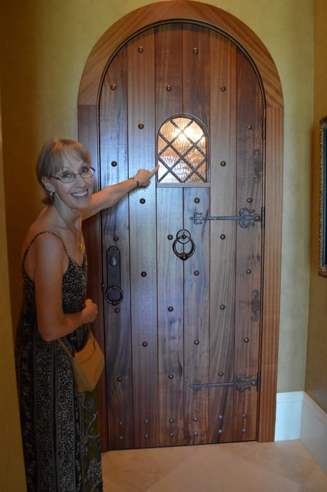 Florida Custom Wine Cellar Doors Naples Project