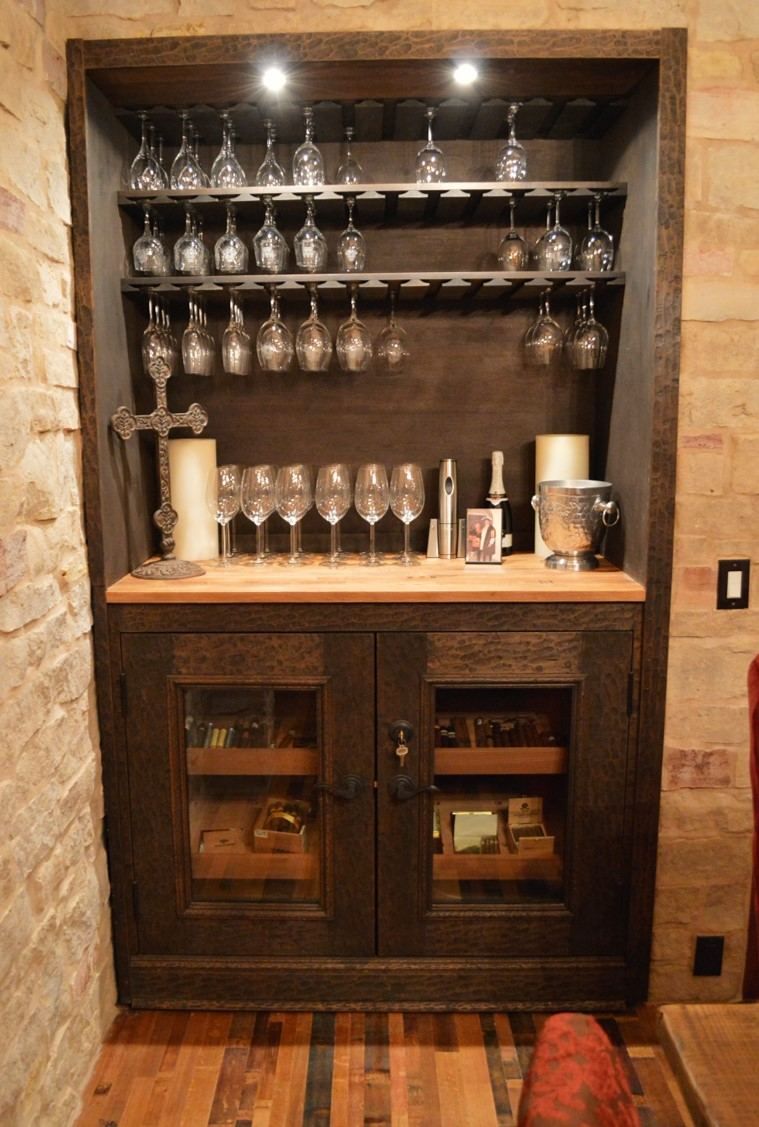 Wine Tasting Room Includes A