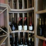 Wine Down Curved Corner