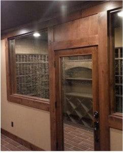 24. Phillips San Antonio Wine Cellar Design