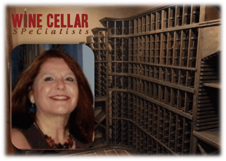 Request a 3D custom wine cellar design for FREE!
