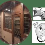 Wine cellar on a budget