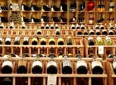 Commercial Custom Wine Cellar Display