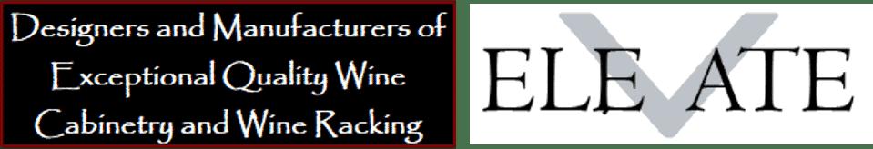 eleVate Stainless Steel Wine Racks by Wine Cellar Specialists