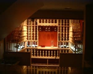 19. Anil Custom Wine Cellar Chicago Illinois