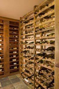9. Reclaimed Wine Barrel