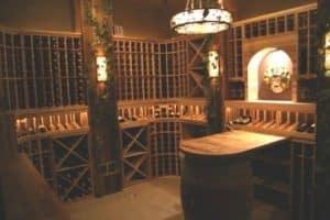 12. Dave's Custom Wine Cellar Chicago Illinois