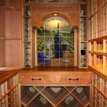 22. Small But Magnificent Wine Room by Wine Cellar Specialists in Texas