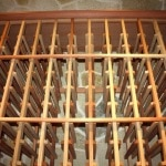 36. Individual Wine Bottle Racks in Colleyville Project