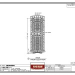 Design Drawing Modular Corner Home Wine Racks Cellar Project