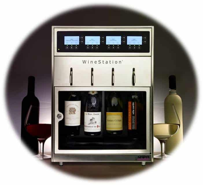 WineStation dispensing system