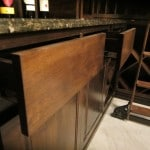 New Orleans Wine Cellar Drawers with Soft Close Hardware