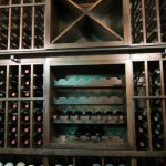 New Orleans Wine Cellar Racking System