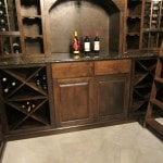 Wine Rack Features New Orleans wine cellar