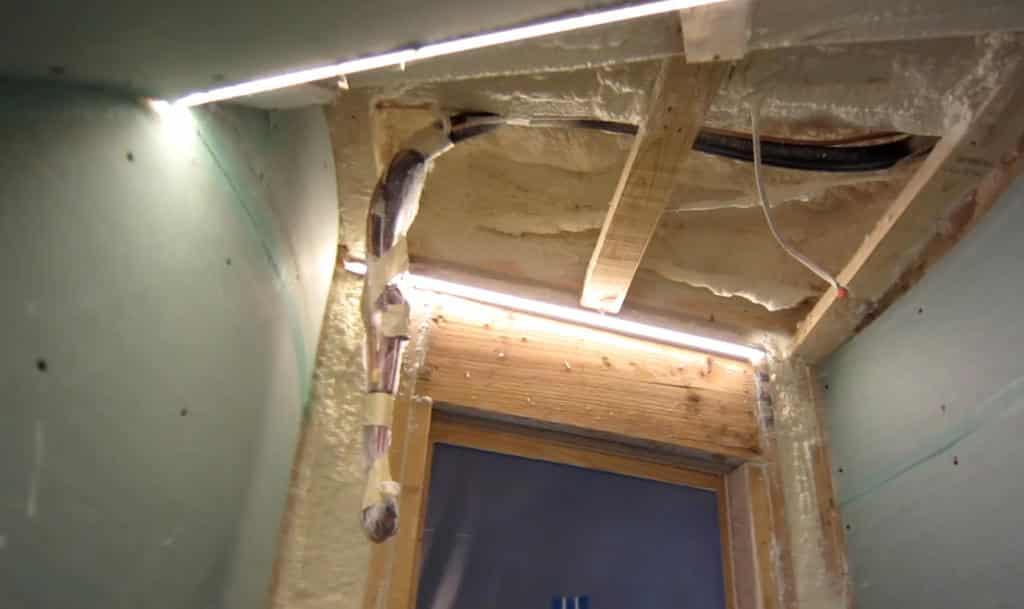 room insulation custom wine cellar Texas