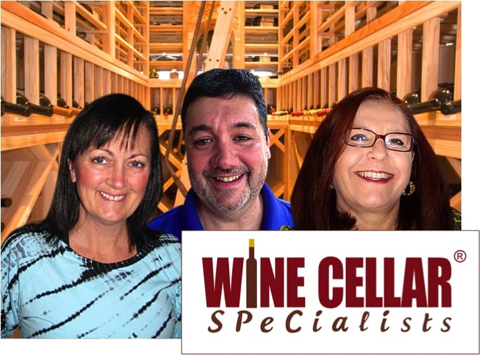Award Winning Wine Cellar Design Specialists