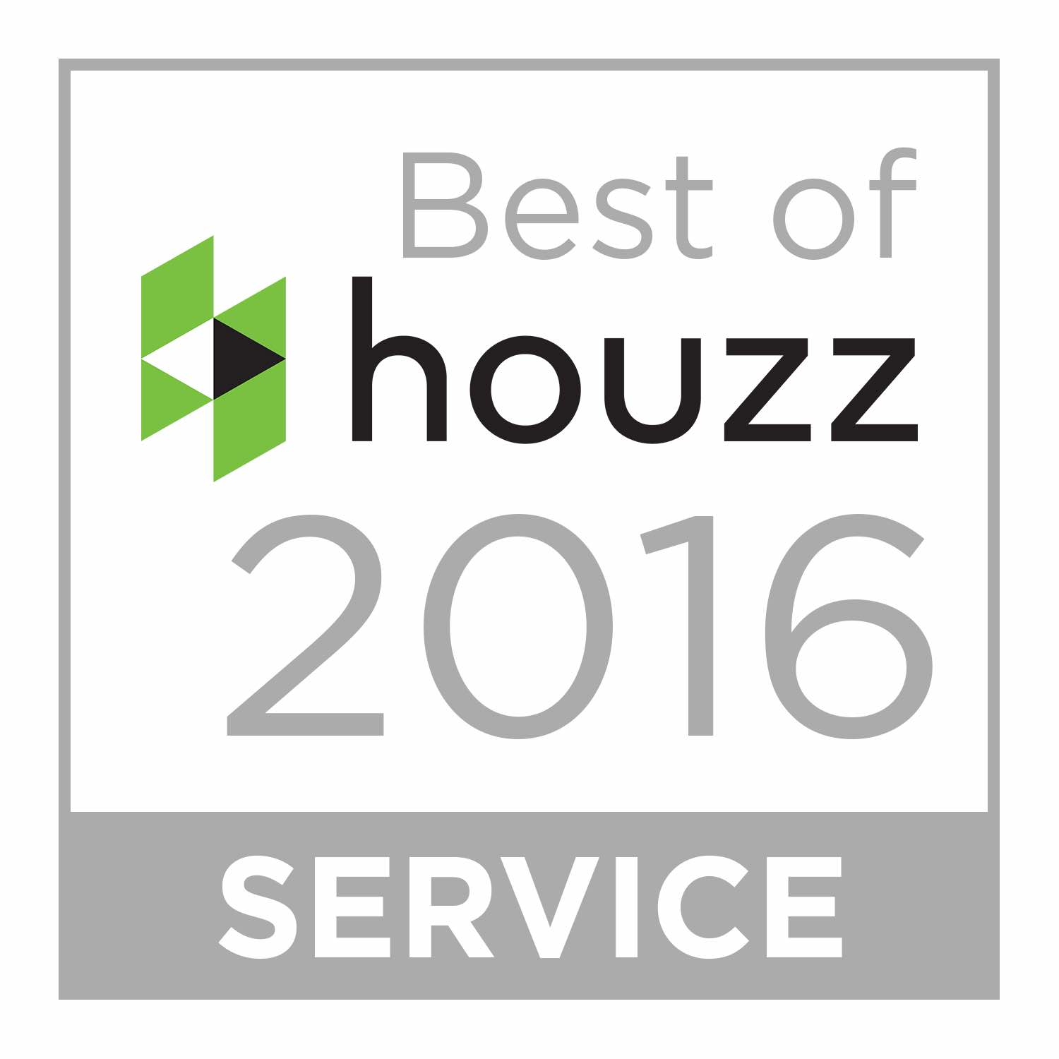 Wine Cellar Specialists win Best of Houzz in 2016 for Service
