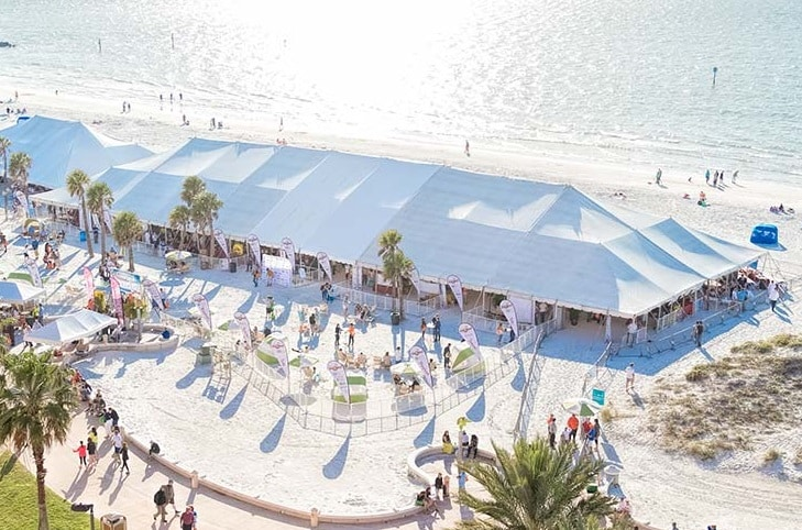 Treat yourself to a pre-Valentine celebration at Florida's Clearwater Beach Uncorked!