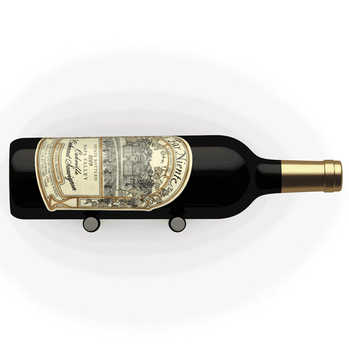 Metal Wine Rack Ultra PEG HZ Series Horizontal Display