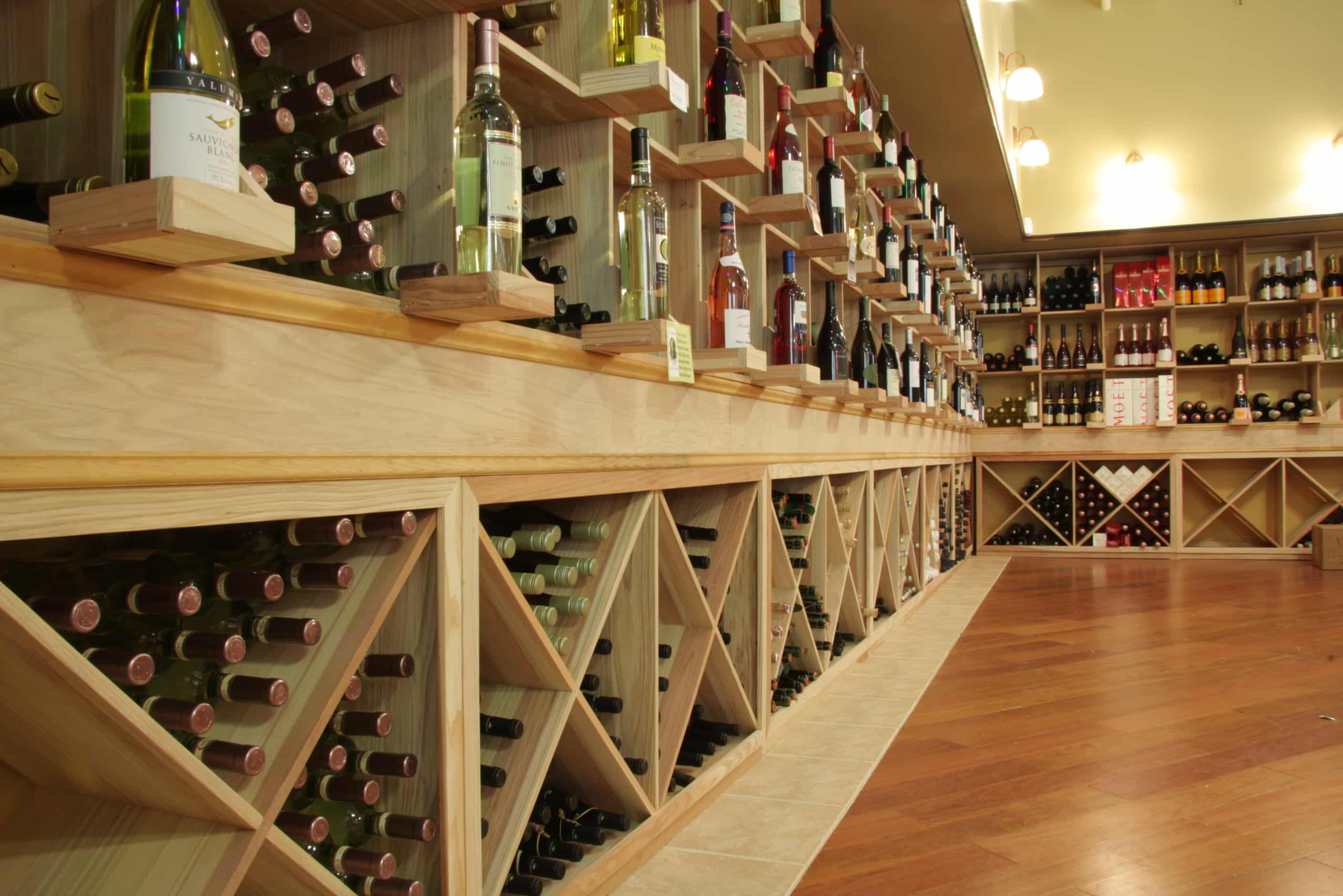 **Commercial Wine Cellars** for Hospitality and Retail PROFITABILITY