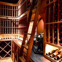 Stunning Wine Storage in Dallas Fort Worth is a Great Example of How Home Value Can Be Increased by Adding a Custom Wine Cellar