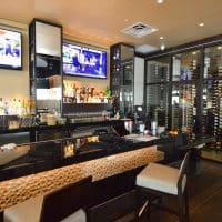 A Custom Commercial Wine Cellar Adds Class to Any Bar