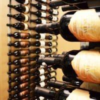 Gorgeous and Practical Vintage Wine Racks