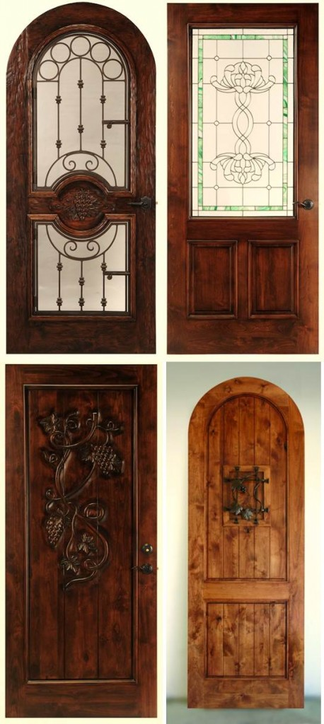 Wine Cellar Doors  Custom Wine Cellar Doors, Wooden Wine Cellar Doors