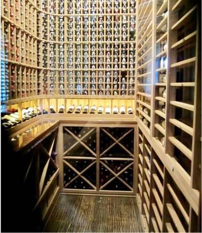 Wine Cellars Cellar Design Custom