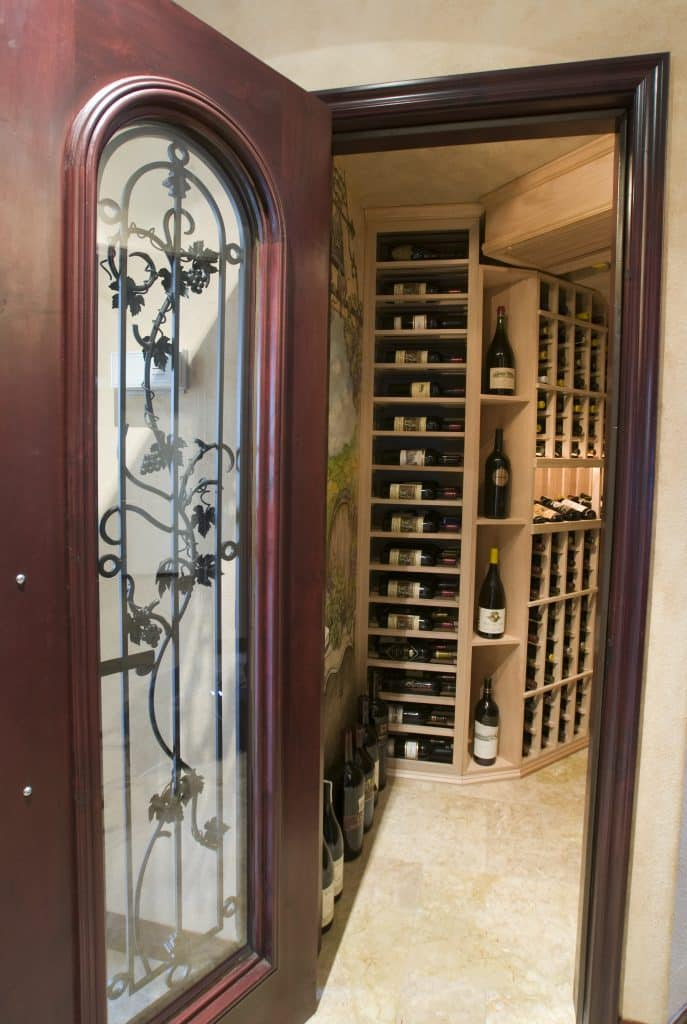 Custom Wine Cellars Chicago Illinois Under Staircase Project