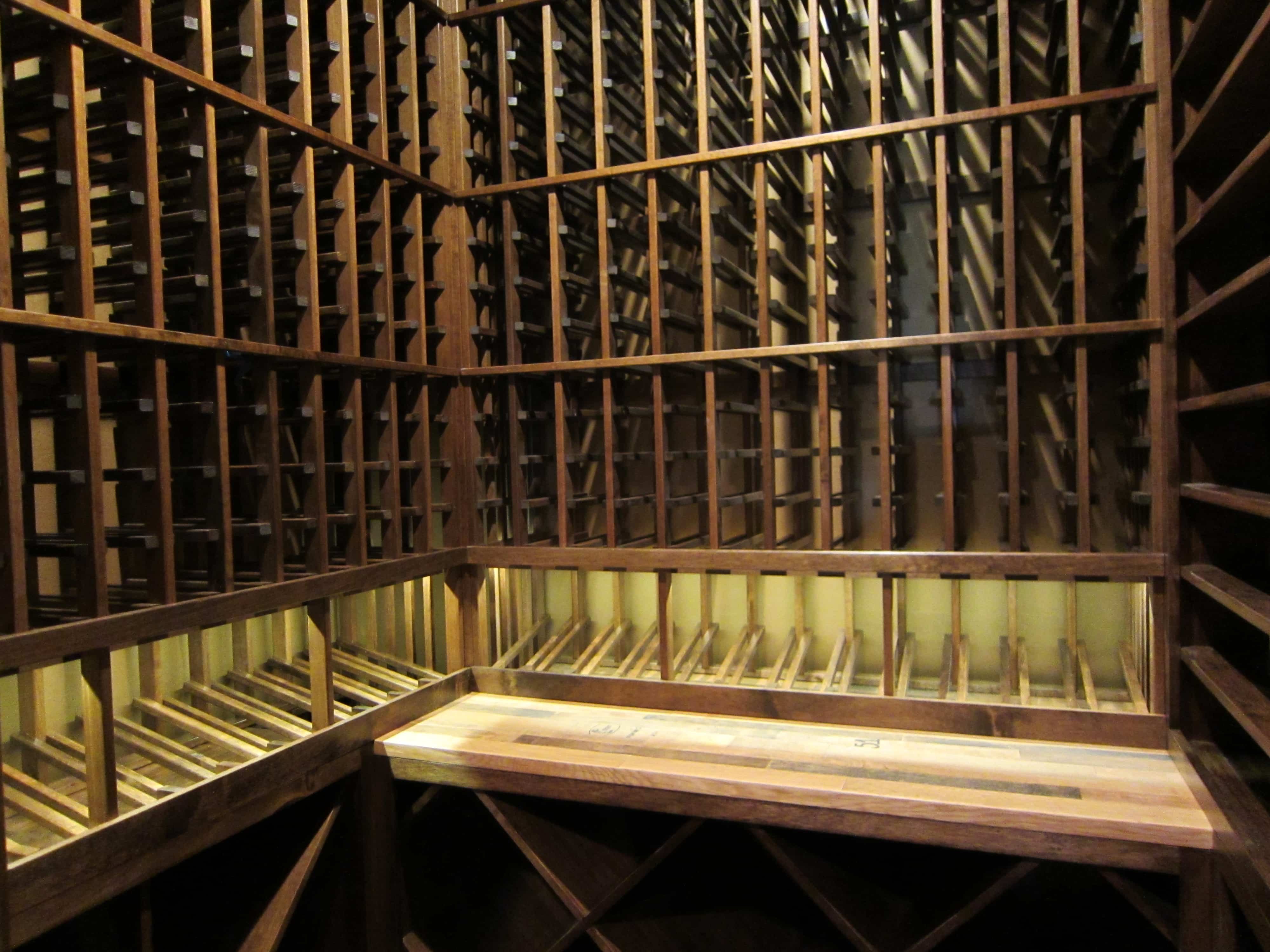 Just how to Build a Wine Cellar Rack