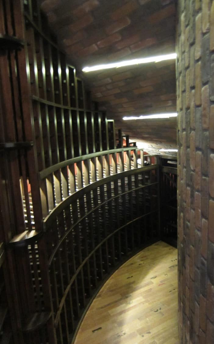 Fantastic Wine Cellar Turns Under Stairs To Magic