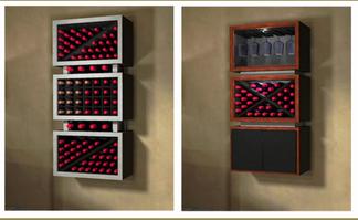 Kessick Wine Racks For Wine Storage And Display
