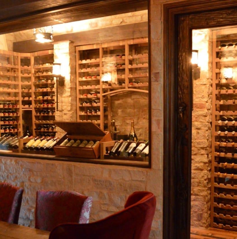 Custom Wine Cellars Bonita Springs Naples Florida Builders