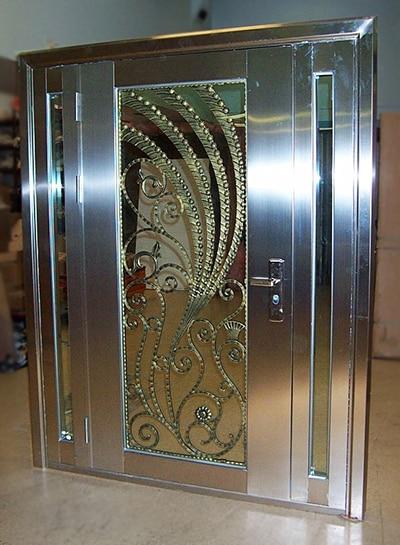 Stainless Steel Wine Cellar Doors Durable Amp Beautiful