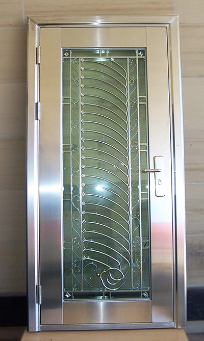 Stainless Steel Wine Cellar Doors Durable Amp Beautiful