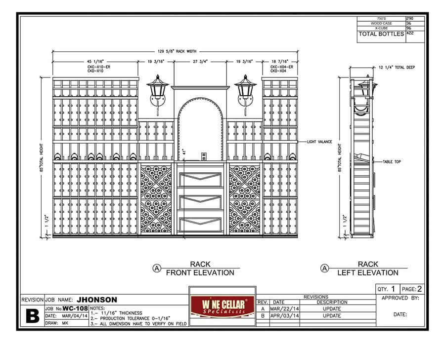 minneapolis home wine cellar designs  u0026 ideas