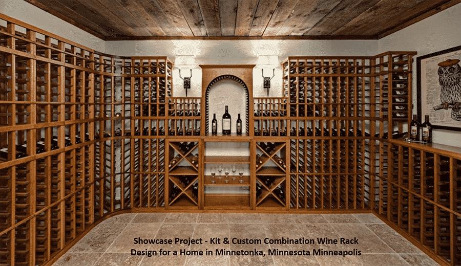Minneapolis Home Wine Cellar Designs Amp Ideas