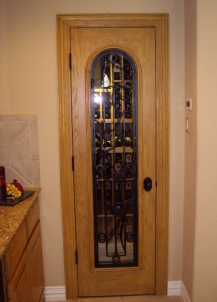 Custom Wine Cellars Builders Closet Conversions Dallas Texas
