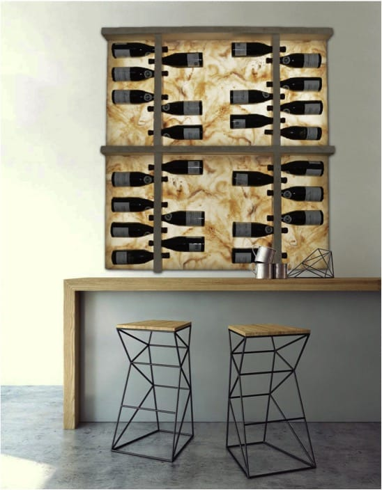 Amazing Wine Cellar Backlighting Fixtures Interior Design Ideas Tzicisoteloinfo